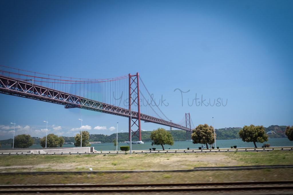 Ponte 25 de Abril Lizbon