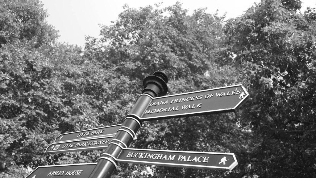 Londra parkları