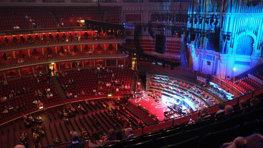 Londra Konser salonları