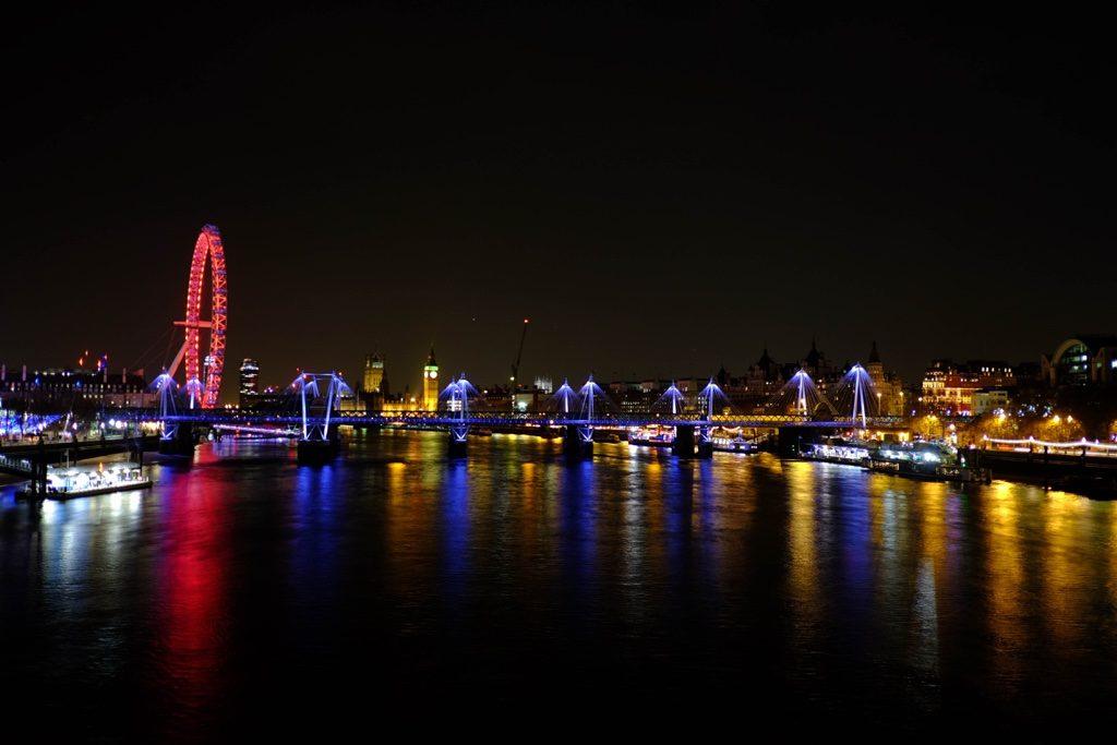London Eye Londra'nın dönmedolabı