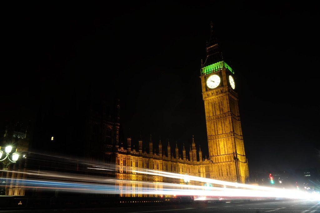 Big Ben Londra demek
