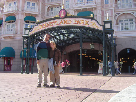 Disneyland Paris'de vaktiniz varsa iyi bir seçim