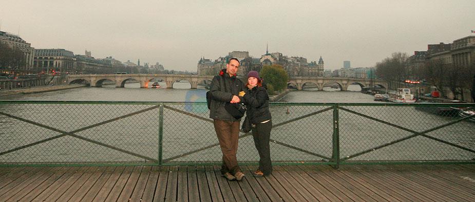 Paris Köprüleri ile ünlü