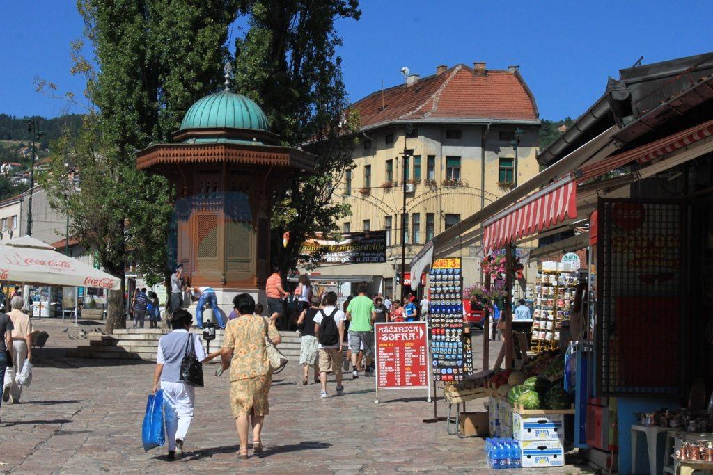 Saraybosna Çarşı