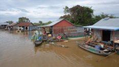 Mekong Ve Tonle Sap Gölü