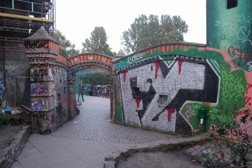 Christiana Kopenhag serbest bölgesi
