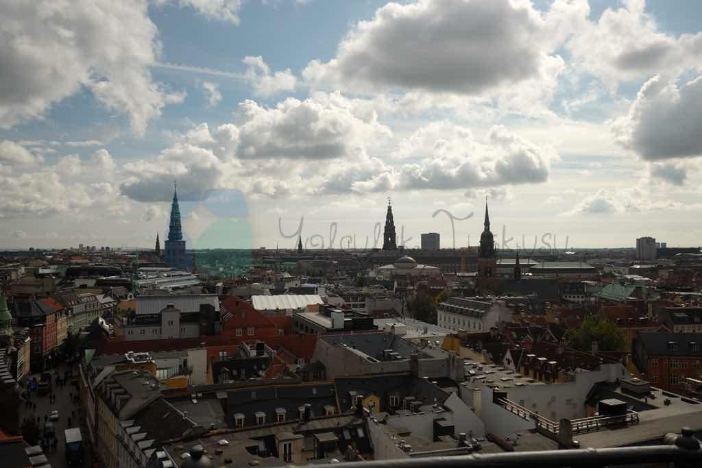 Kopenhag panoraması