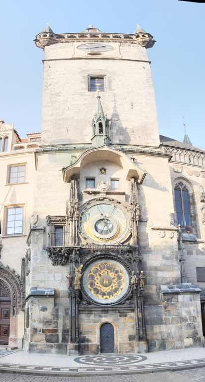 Prag Astronomik Saati