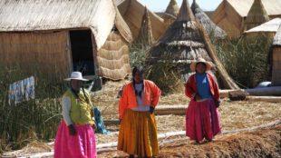 Puno – Titicaca Gölü
