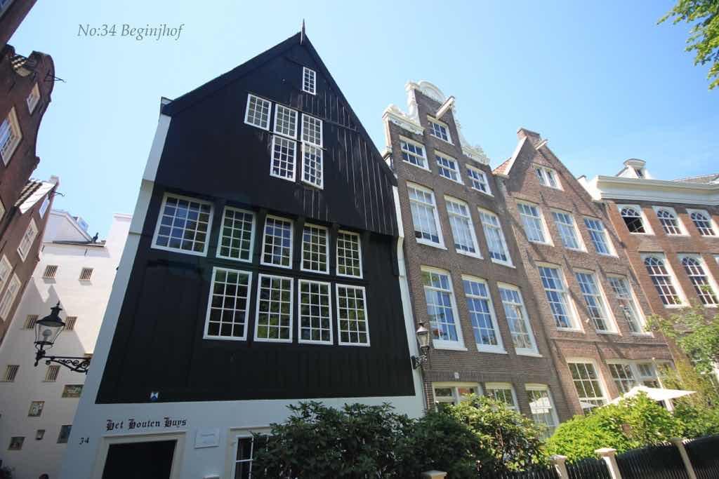 Beginjhof no:34 Amsterdam
