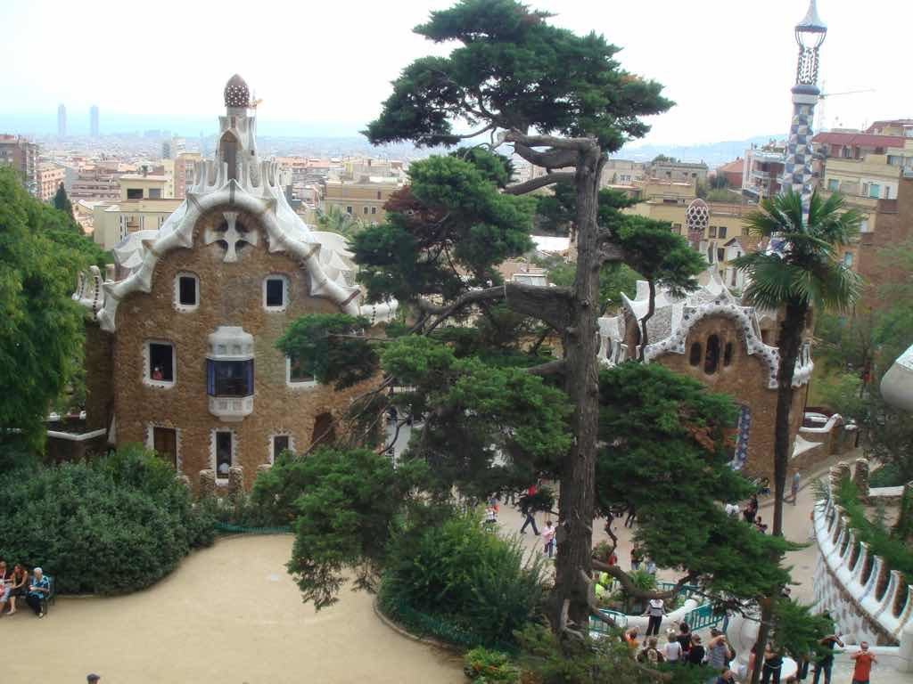 Parc Guell Barselona