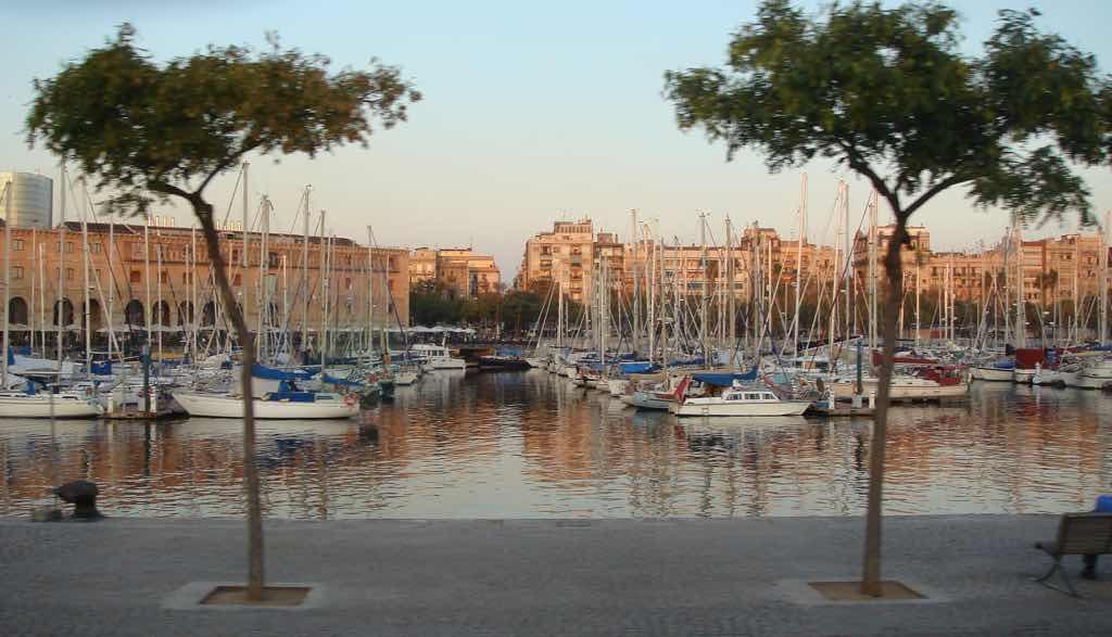 Barselona Marinası / Port Vell