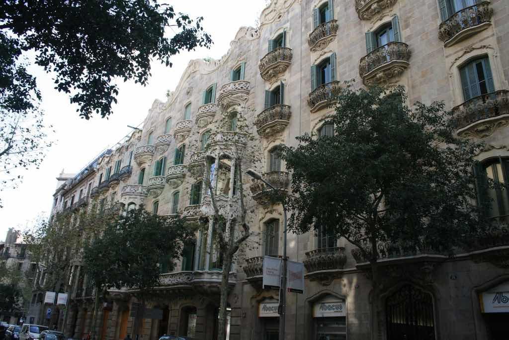 Casa Battlo Barselona gezilmesi gereken yerler listesinde olmalı