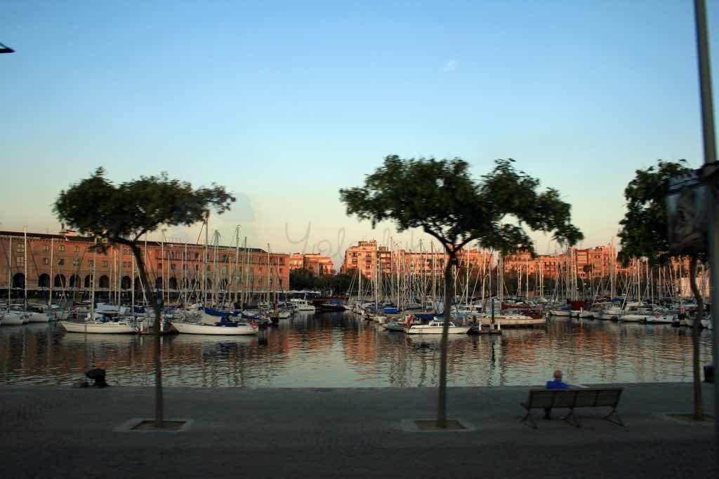 Port Vell Barselona Limanı