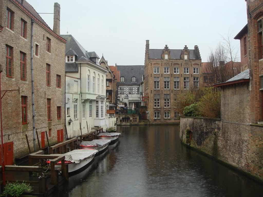 Brugge görülecek yerler