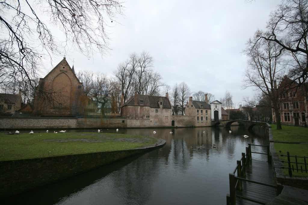 Brugge gezilecek yerler
