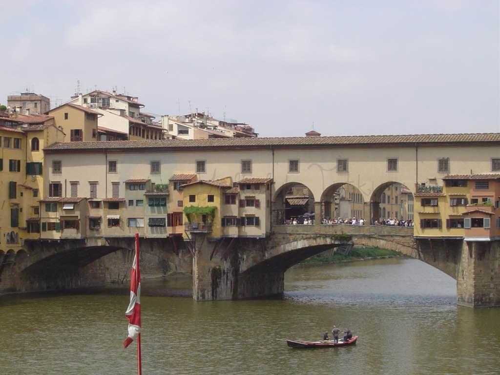 Vecchio Köprüsü Floransa