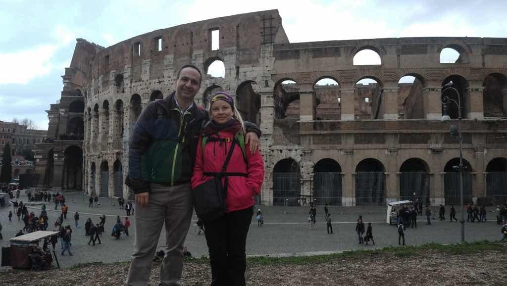 Collesium Roma'da akla gelen ilk yapı