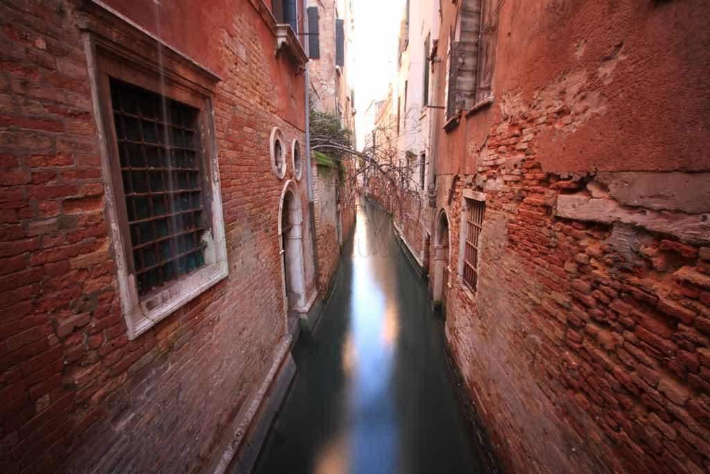 Eskiyen Evler Venedik için bir kader