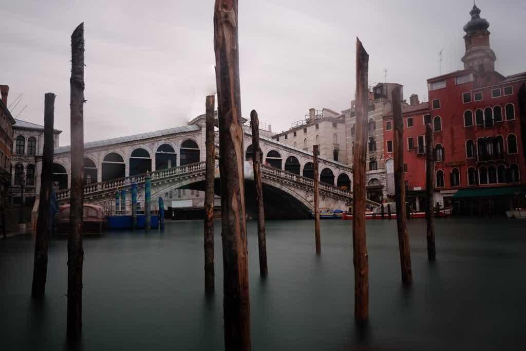 Railto Köprüsü Venedik de en bilinen yapılardan