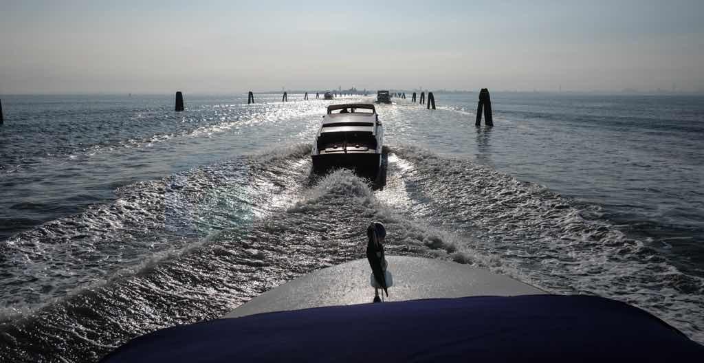 Water Taxi Yolu