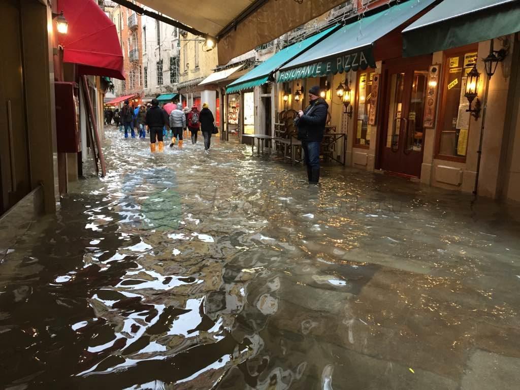 Sular Altında Venedik