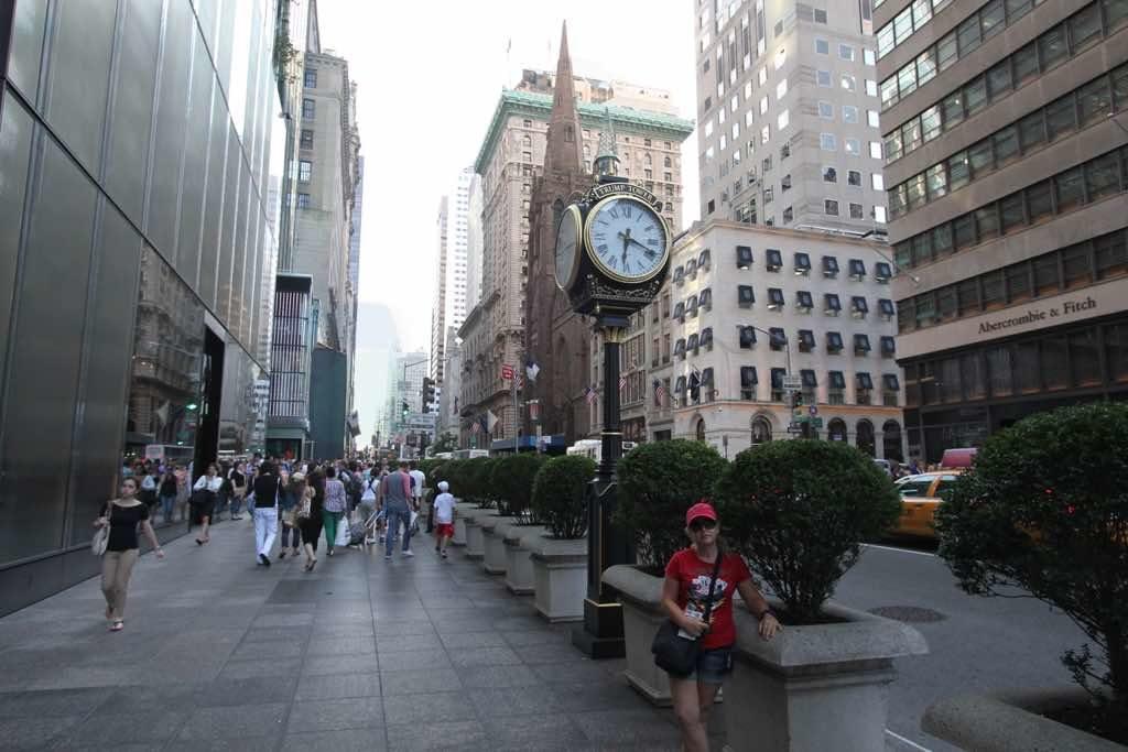 5.Cadde New York en önemli caddesi