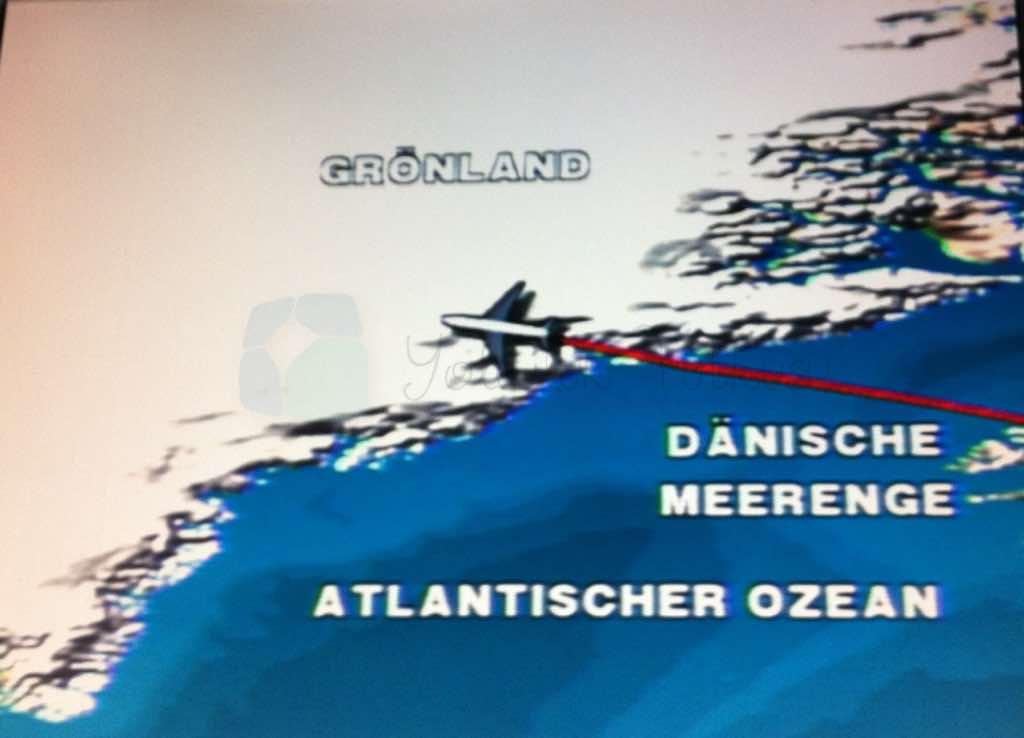 Uçağımız Grönland üzerinde uçtu; orayı da gördük sayılır mı?