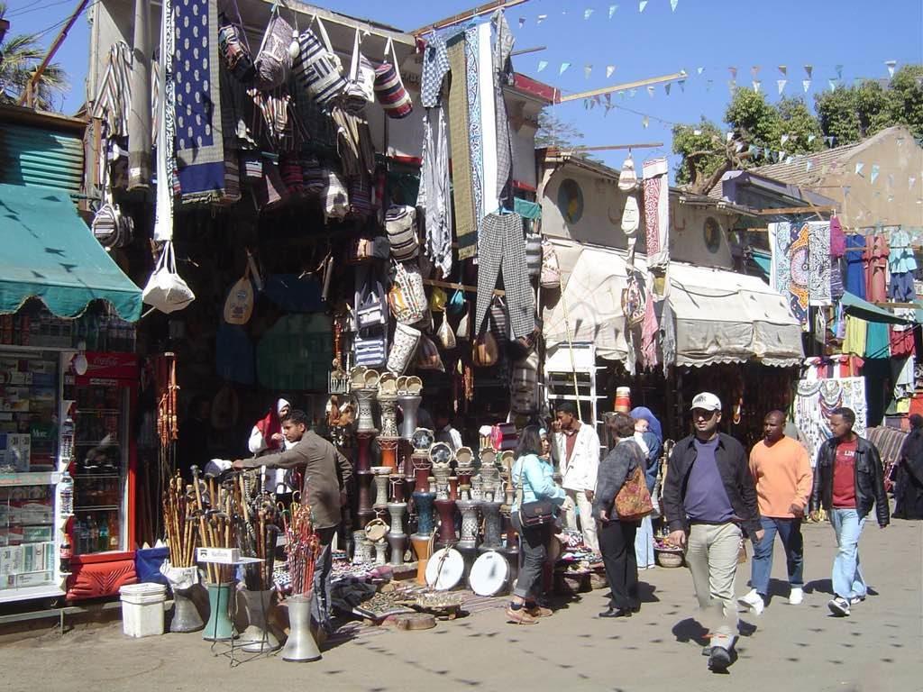 Aswan Çarşısı