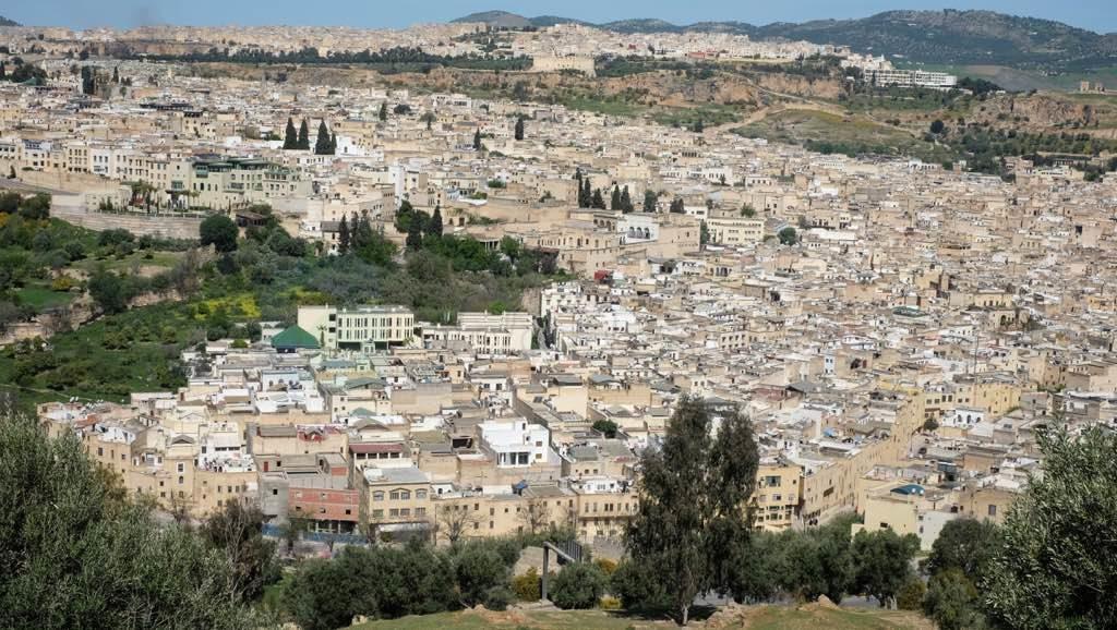 Medina Panoraması