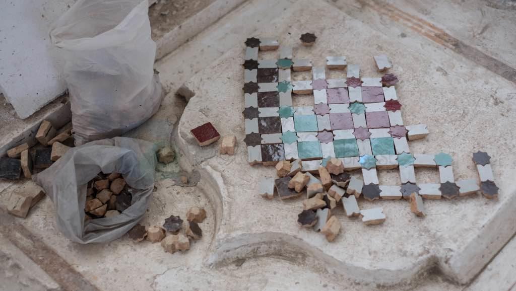 Mozaik işçiliği