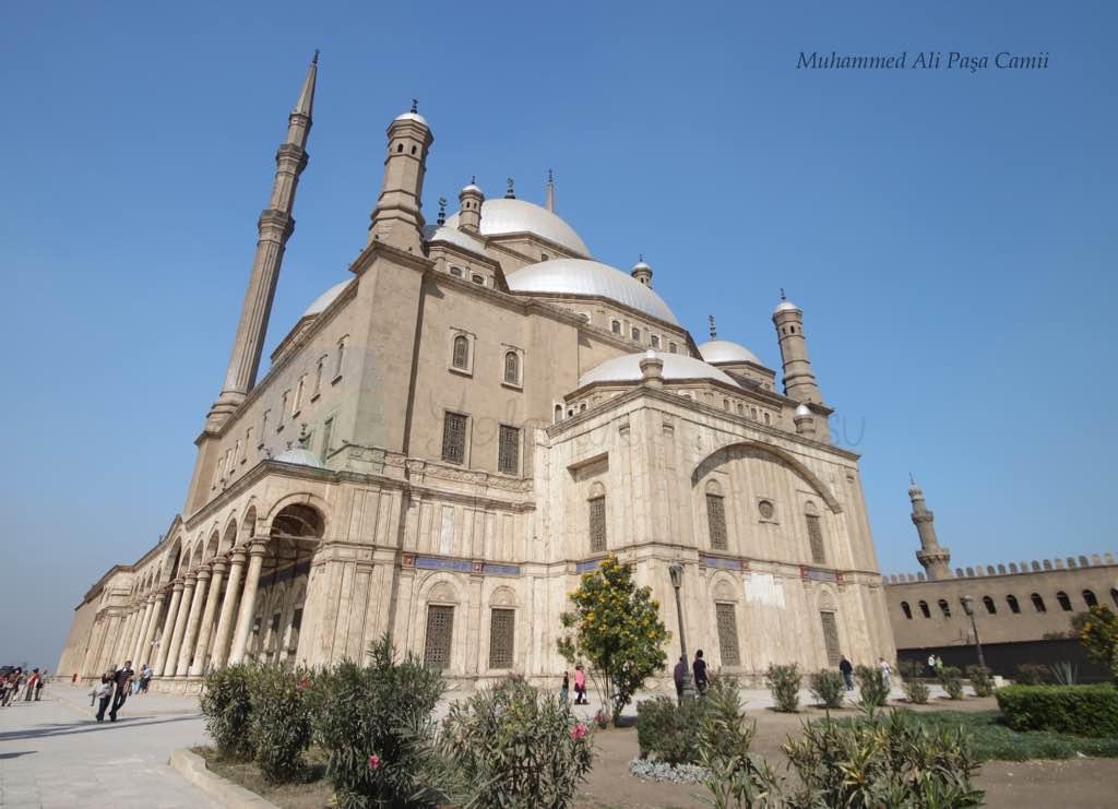 Muhammed Ali Paşa Cami