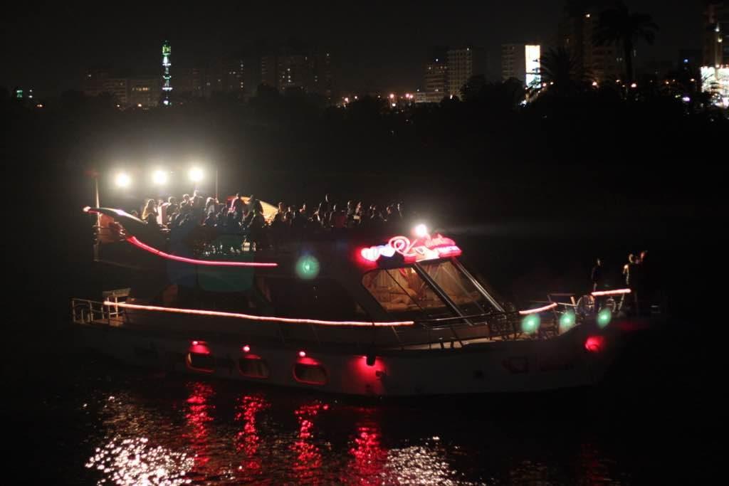 Nil Tekne Gezisi
