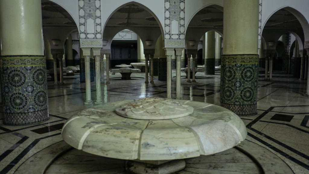 Hasan II Cami İçi