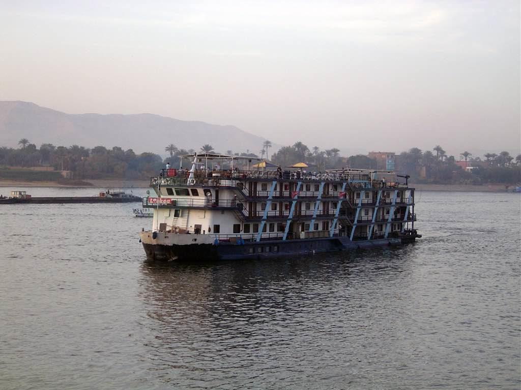 Nil gemileri