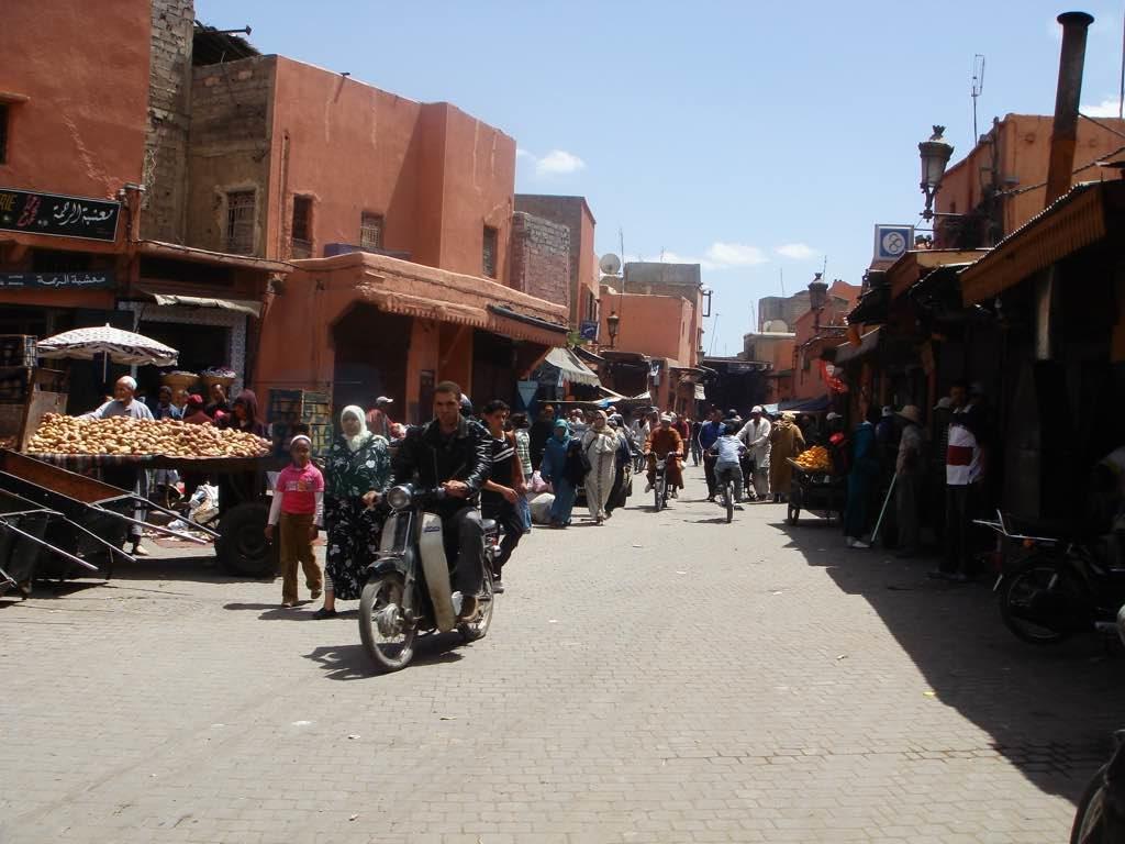 Marakeş Medinası