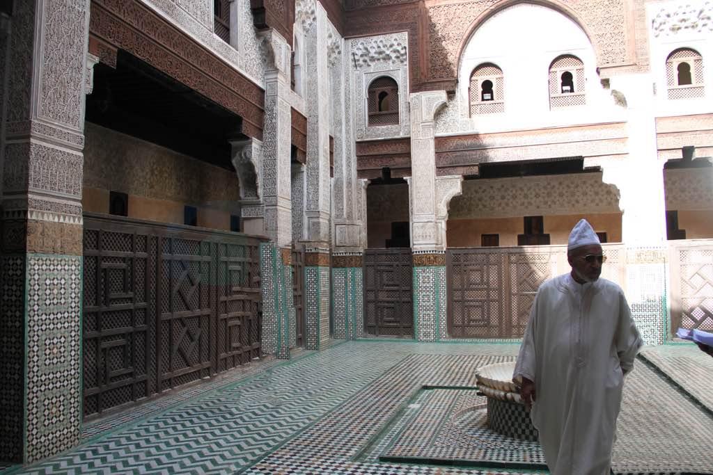 Ebu İnaniye Medresesi (Bou Inania Madrasa)