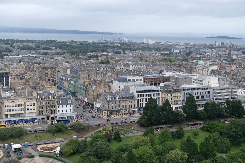 Kale'den Edinburgh