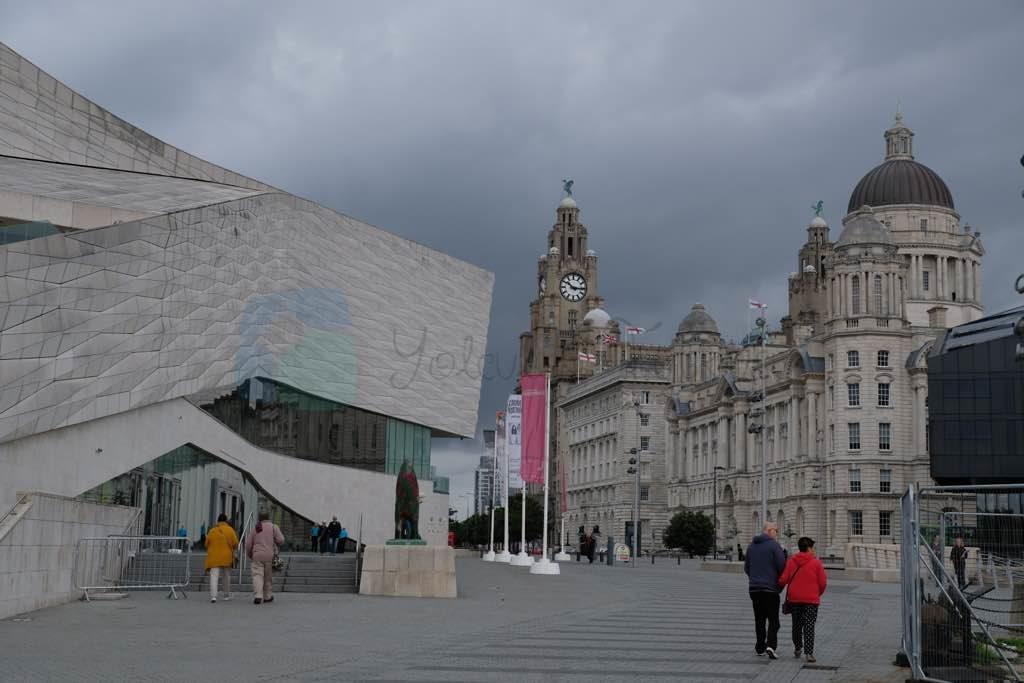 Three Graces ve Müze