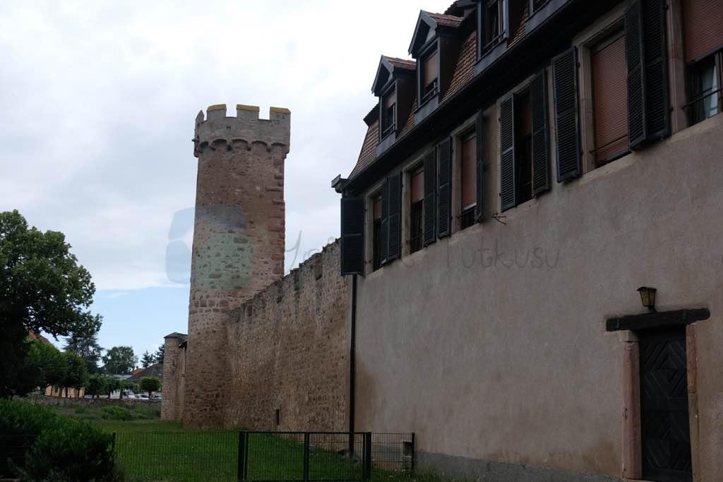 Surlar ve Gözetleme Kuleleri