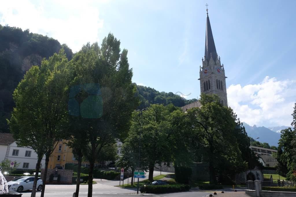Vaduz Katedrali