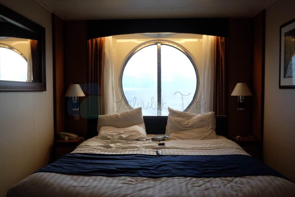 Pencereli Dış Kabin