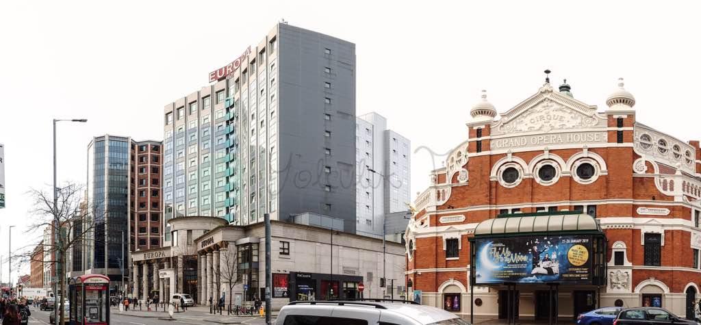 Hotel Europa ve Opera Binası
