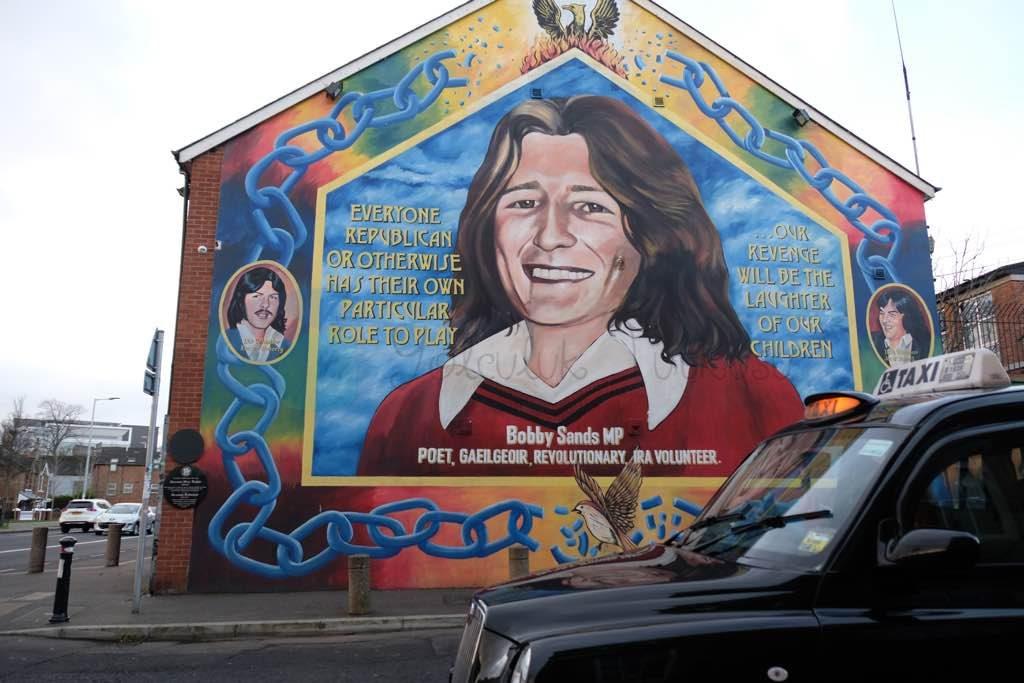 Boby Sands Mural