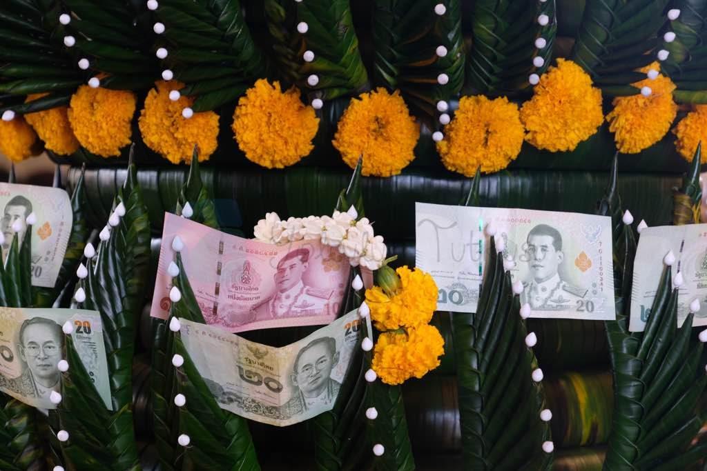 Bangkok Wat Traimit'in diğer adı Altın Buddha Tapınağı