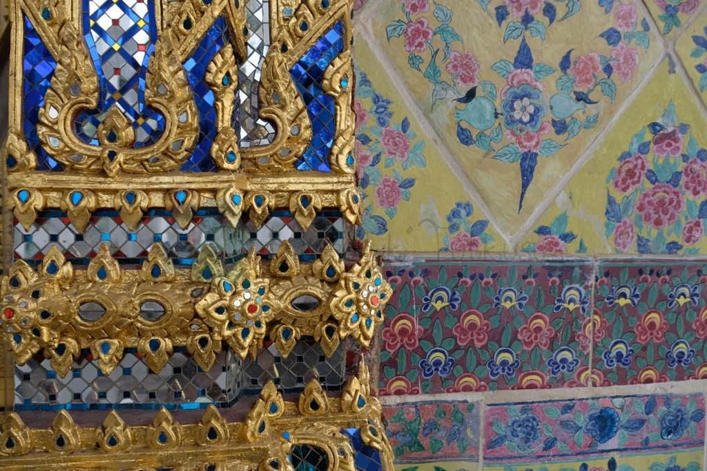 Bangkok Wat Arun'dan detaylar