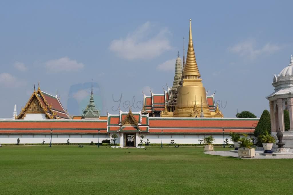 Bangkok Grand Palace (Büyük saray)