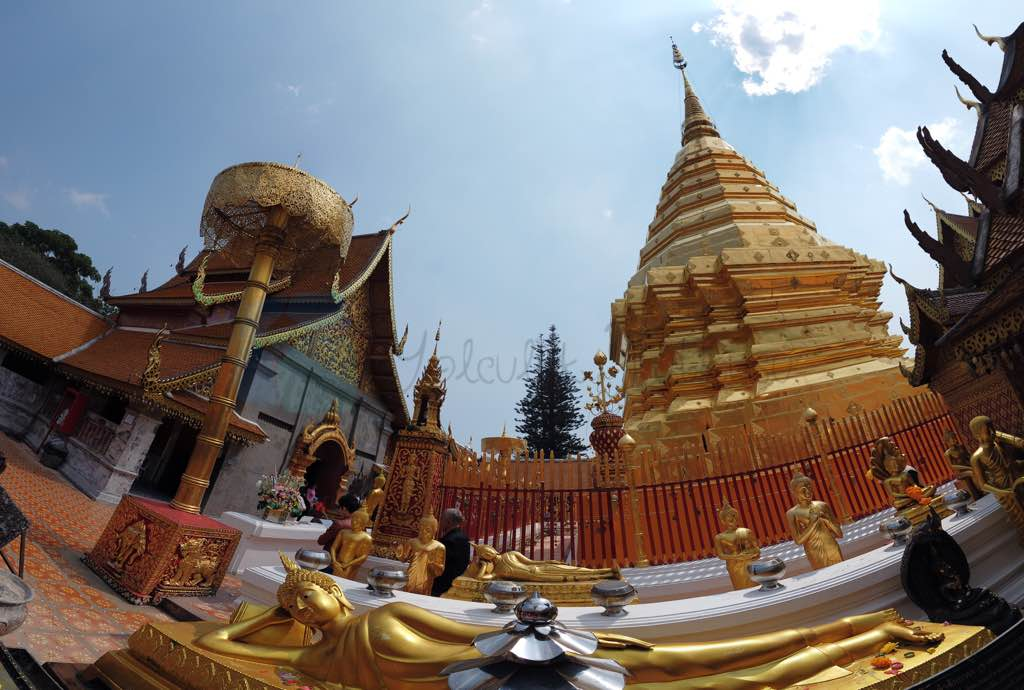 Wat Phara That Doi Suthep