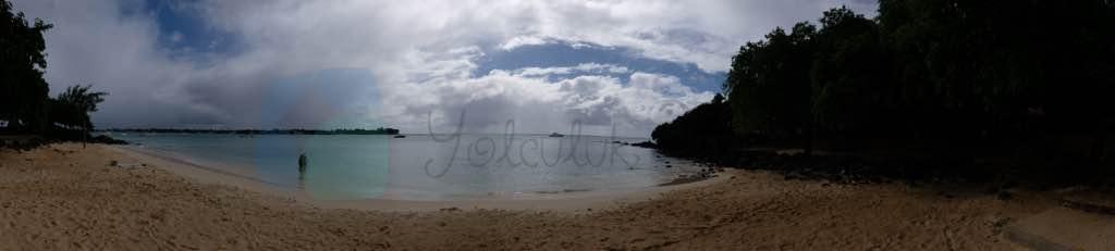 La Cuvette Beach Mauritius önemli plajlarından