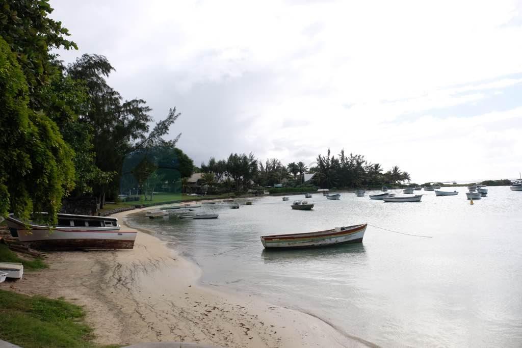 Cap Malheureux Mauritius kuzeyindeki bir yerleşim